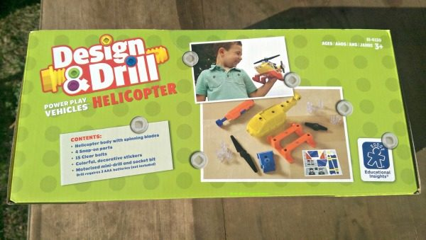 Learning Resources Design & Drill Helicopter