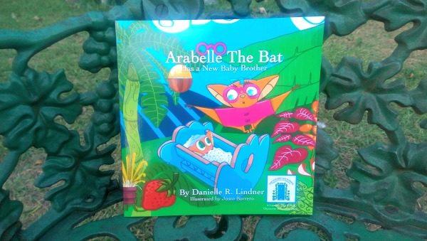 Arabelle The Bat is one of Miss Danielle's Preschoolbuds