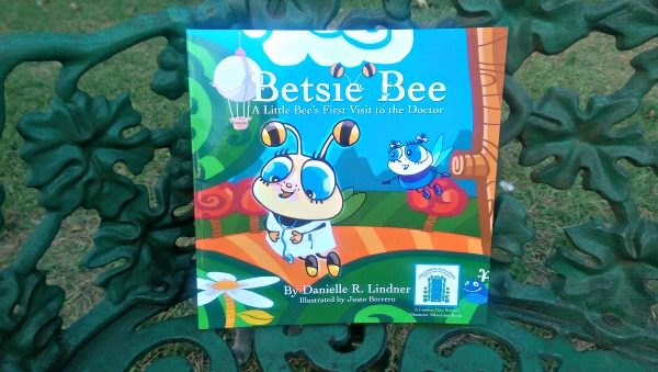 Betsie Bee is one of Miss Danielle's Preschoolbuds
