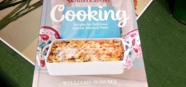 Williams Sonoma American Girl Cooking