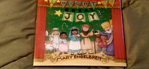 Kids Christmas Books from Zonderkidz