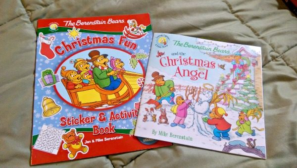 ZonderKidz has great kids Christmas Books!