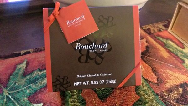 Bouchard Pralines make an elegant hostess gift!
