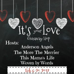 It's Your Love Giveaway Hop