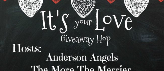 Bloggers!! Sign Up For The It's Your Love Giveaway Hop!