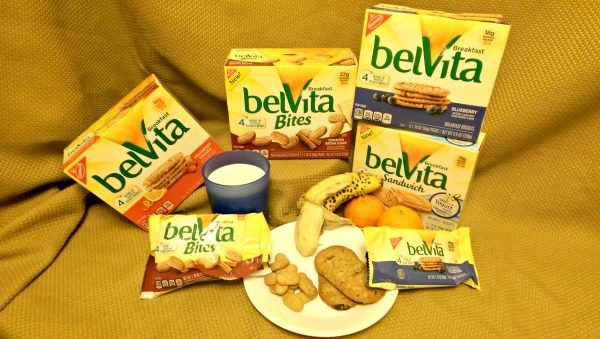 Pick up belVita Breakfast Biscuits for an Energized Breakfast! Save $ at your local Walmart with the Ibotta app!