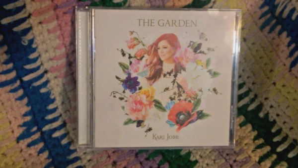 "Kari Jobe's new CD, ""The Garden"""