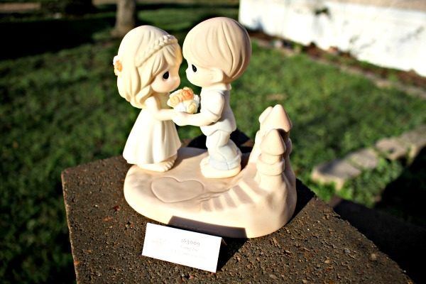 Precious Moments figurines are the perfect gift for National Wedding Month!