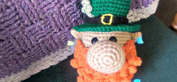 Leprechaun and More for WIP Wednesday