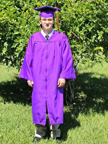 My son graduated!!