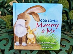 God Loves Mommy & Me - the perfect mother's day gift for new and toddler moms!