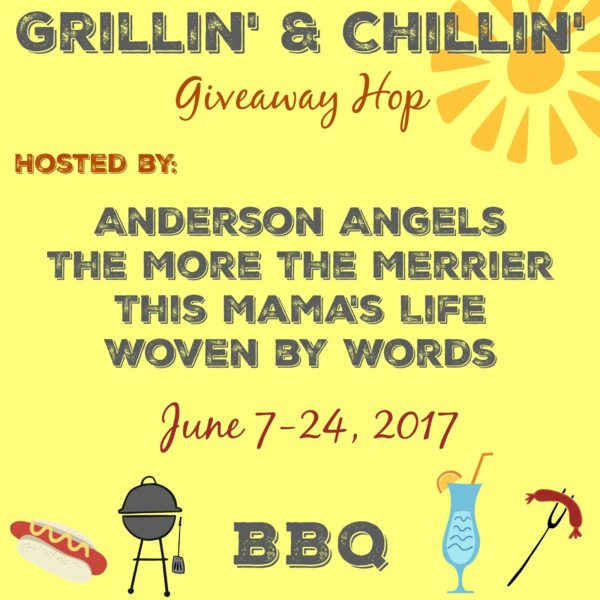 Grillin' & Chillin' Giveaway Hop