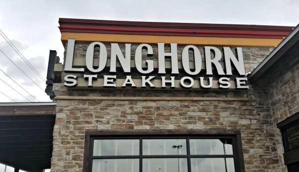 LongHorn SteakHouse: Home of the SteakMaster Series
