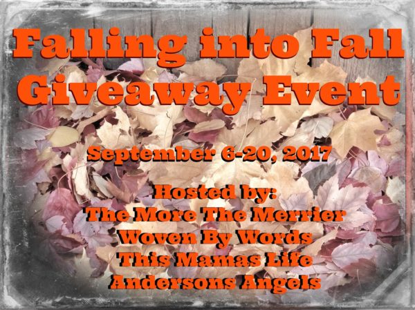2nd Annual Falling Into Fall Giveaway Event