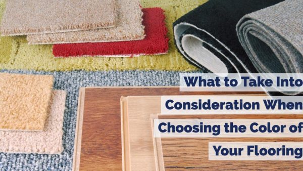 The Right Color Flooring - How to Choose!