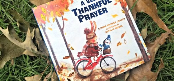 The Perfect Thanksgiving Book for a Child