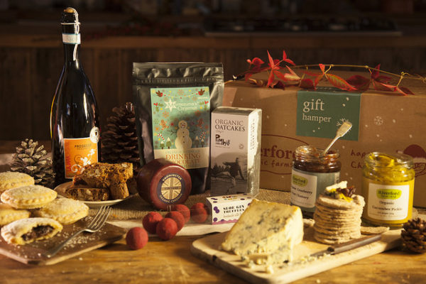 Gift Hampers or Baskets make great gifts for loved ones!
