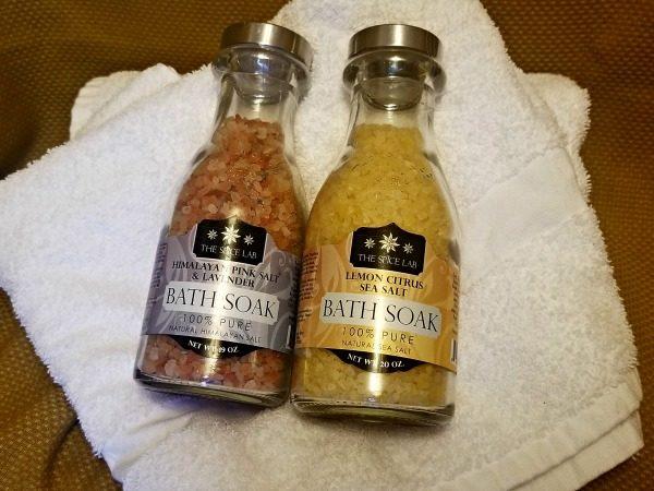 The Spice Lab Bath Soaks