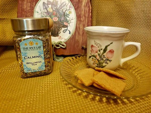Calming Wellness Tea