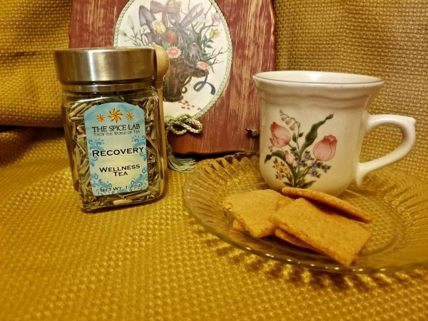 Recovery Wellness Tea from The Spice Lab
