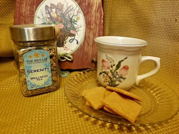 Serenity Wellness Tea from The Spice Lab