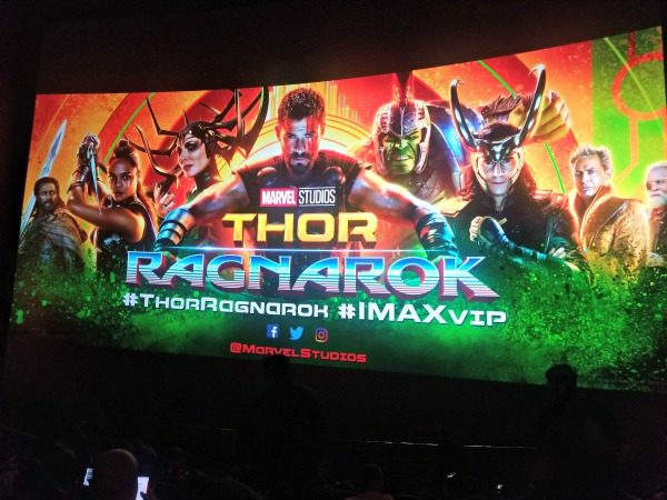 Thor: Ragnarok for Mother-Son Date Night!