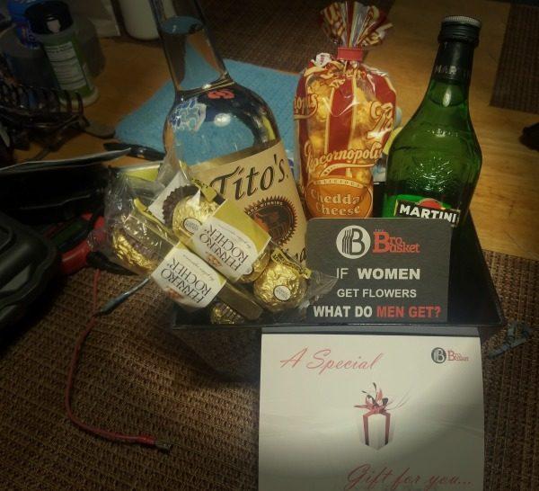 BroBasket has Gift Baskets for men