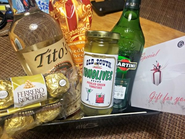 Go to BroBasket for gift baskets for the men in your life