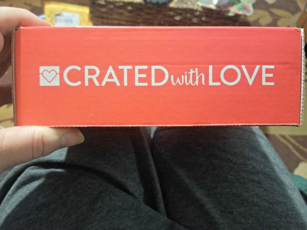 Crated with Love's Date Night box is just $19.99 a month. You can subscribe month to month, 3, 6 or 12 months at a time.
