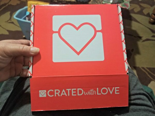 Date Night Subscription Box from Crated with Love