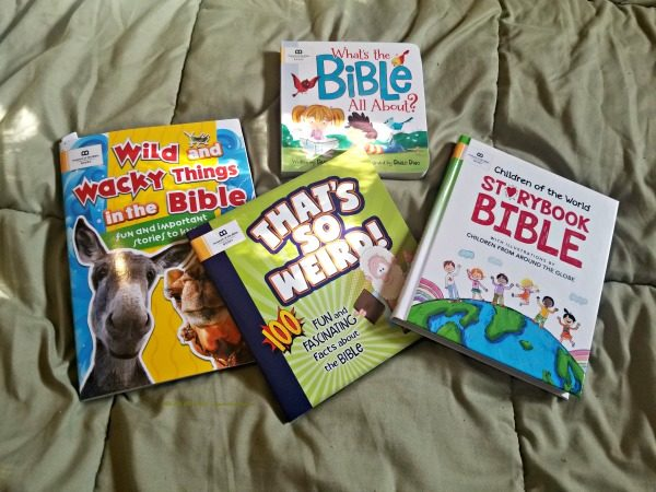 Museum of the Bible Books are the perfect books for children for Christmas!