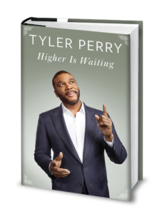 "Tyler Perry gives spiritual guidance in ""Higher Is Waiting""."