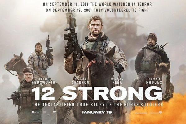 12 Strong is THE Epic War Movie, because it's true.