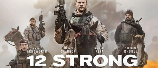 "Love A Good Epic War Movie? See ""12 Strong"""