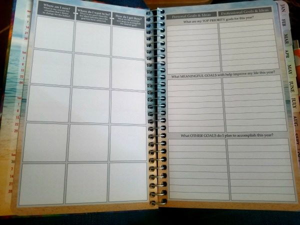 New planners from Tools4Wisdom help you set good goals