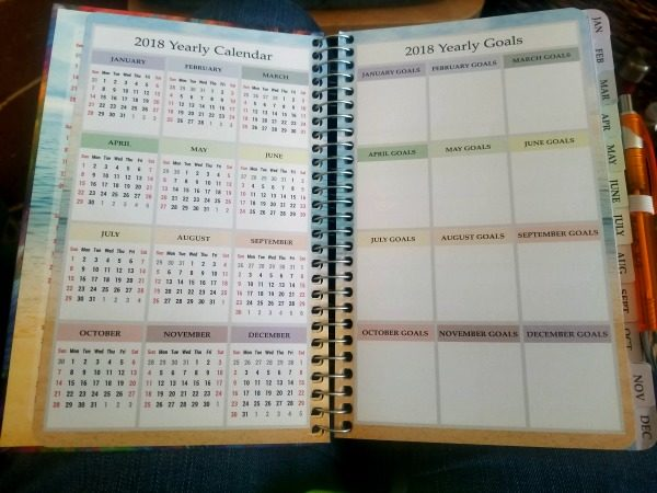 New planners from Tools4Wisdom help you set your yearly goals