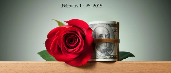 February Cash Giveaway Event!