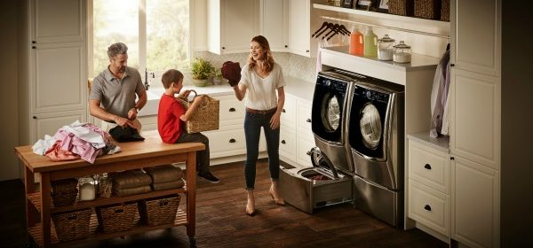 Dream List Washer and Dryer: The LG Twin