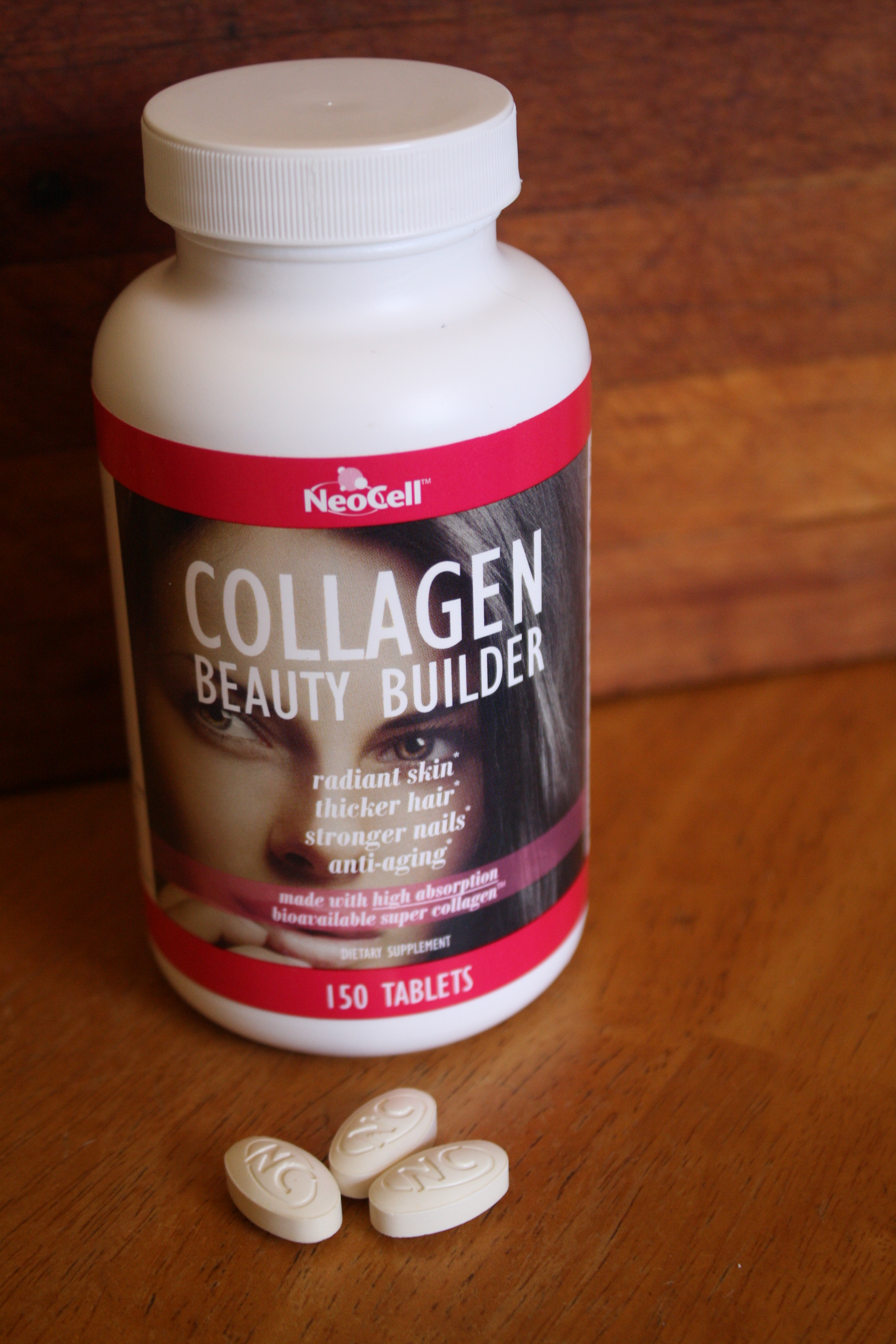 Neocell Collagen Supplements For Health And Beauty The More Super Builder