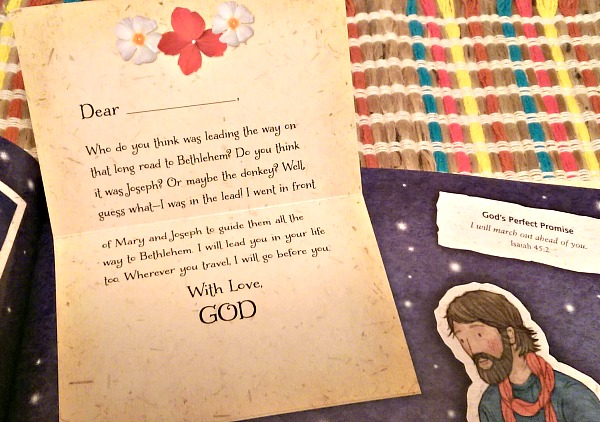Bible Stories Christmas Love Letters from God The More The Merrier